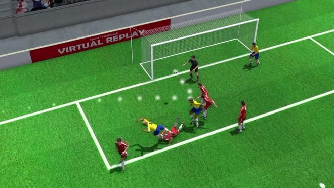 Highlight 3D: Brazil ha Serbia 2 ban do cong cua cau thu phong ngu hinh anh