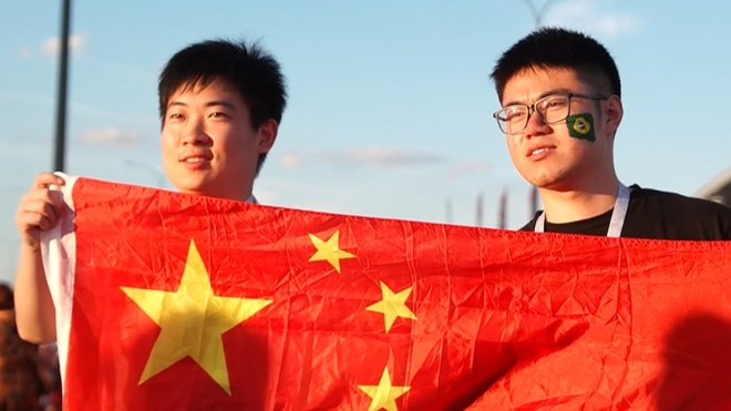 Trung Quoc chien thang ve tiep thi tai World Cup hinh anh