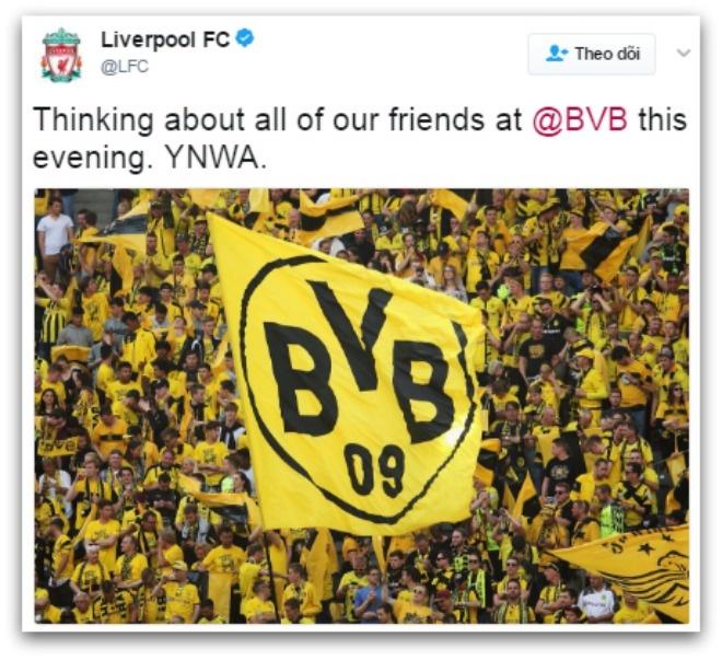 The gioi bong da dung ben Dortmund sau vu no xe cho doi hinh anh 4