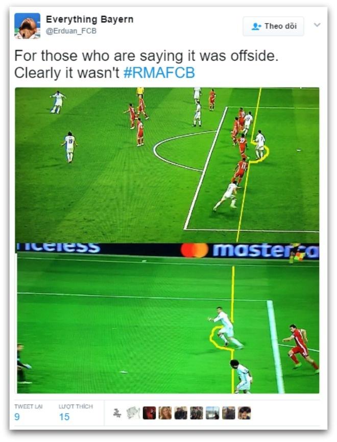Pique 'can loi' khi chung kien Ronaldo ghi ban giai cuu Real hinh anh 6