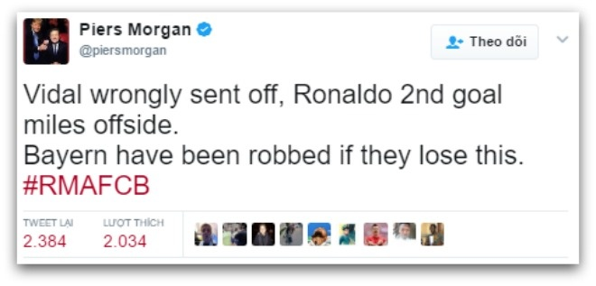 Pique 'can loi' khi chung kien Ronaldo ghi ban giai cuu Real hinh anh 5