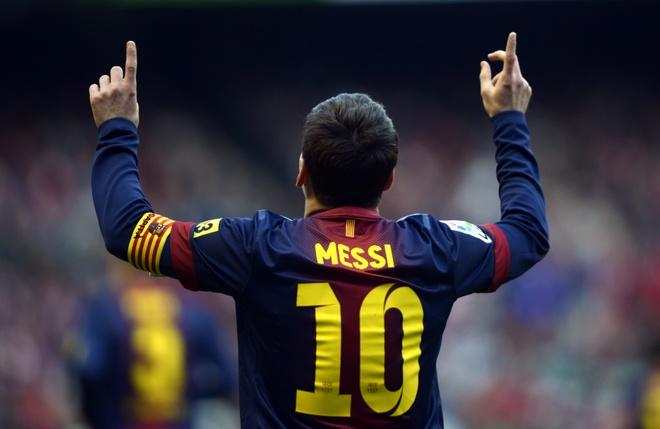 Huyen thoai Brazil che Messi chi hay o Barca hinh anh 1
