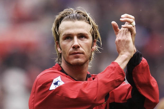 Nhung khoanh khac khong the nao quen cua David Beckham tai MU hinh anh