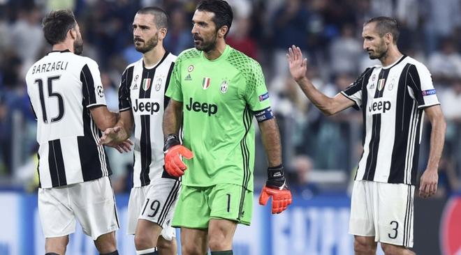 Lich su vay goi Juventus tai Champions League hinh anh 1