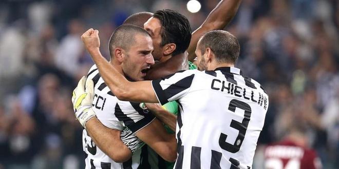 Lich su vay goi Juventus tai Champions League hinh anh