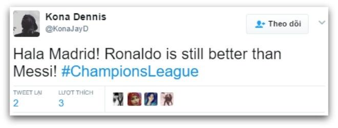Ronaldo ghi hat-trick anh 4