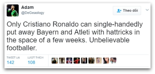 Ronaldo ghi hat-trick anh 5