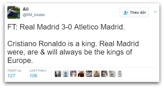 Ronaldo ghi hat-trick anh 6