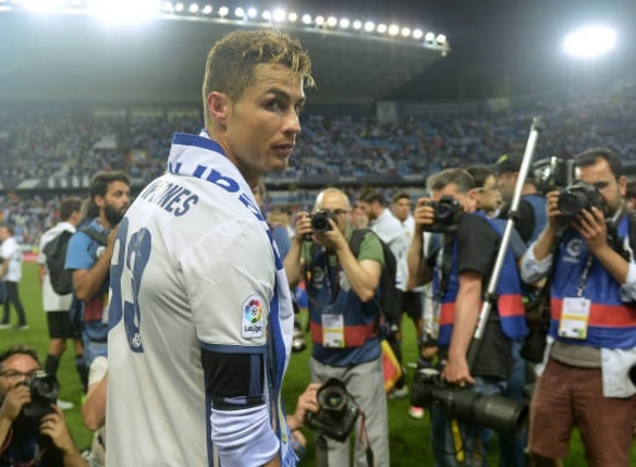 Cristiano Ronaldo: 'Nguoi ta chang biet quai gi ve toi ca' hinh anh
