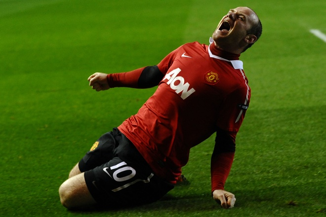 Rooney: 13 nam cua nhung hoai niem va dang do hinh anh