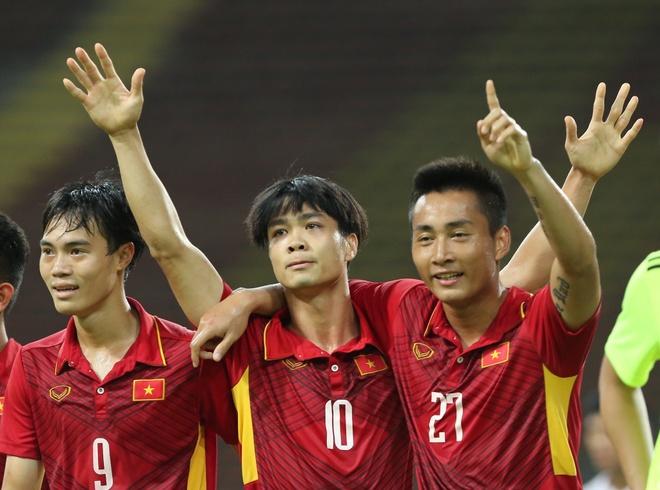 U22 Viet Nam thang 4 sao truoc Philippines: Nhieu tin hieu dang mung hinh anh