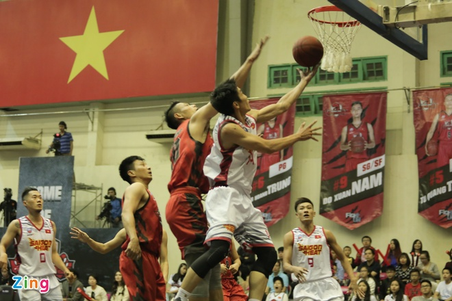 Dan 3 hiep, Saigon Heat van de Thanglong Warriors loi nguoc dong hinh anh 5
