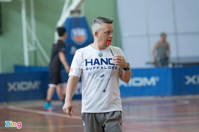 Vincent Nguyen, Hoang Ca tich cuc tap luyen nham phuc han TL Warriors hinh anh 15