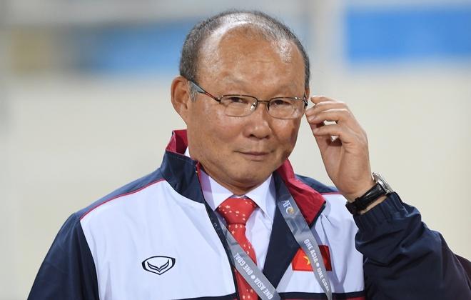 HLV Park Hang-seo va may man cua 'nguoi duoc chon' hinh anh