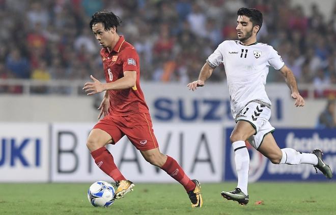 Viet Nam gianh quyen tham du Asian Cup anh 1