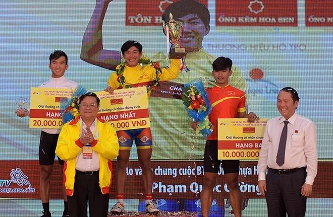 Giai dua xe dap BTV Cup 2017 tim ra Ao vang chung cuoc hinh anh 2
