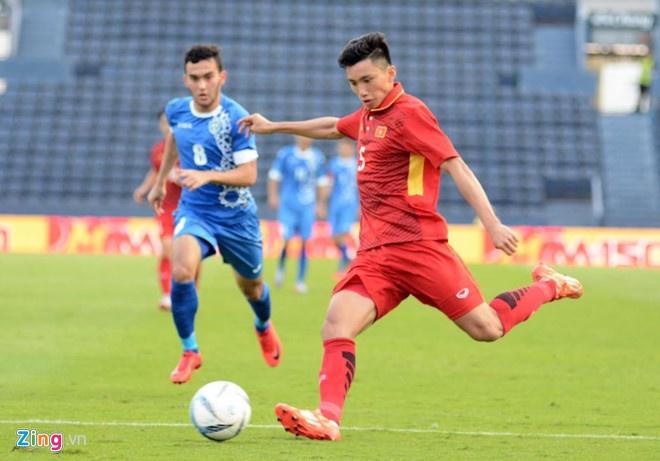HLV Park cung U23 Viet Nam nhan mua chi trich sau that bai hinh anh 1