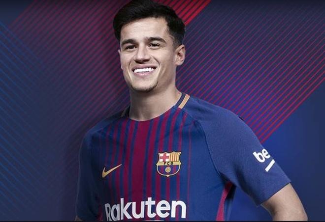 Coutinho se da o dau trong doi hinh Barcelona? hinh anh