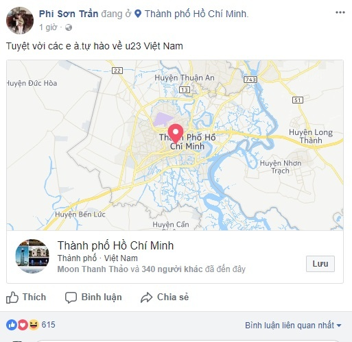Cong Vinh, Thanh Trung tu hao voi chien cong cua U23 Viet Nam hinh anh 7