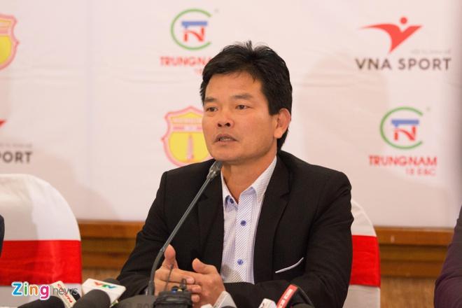 Nam Dinh du dieu kien tham du V.League hinh anh 2