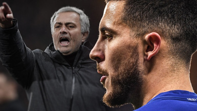 Truoc them MU - Chelsea: Mourinho them mot lan bat chet Hazard? hinh anh