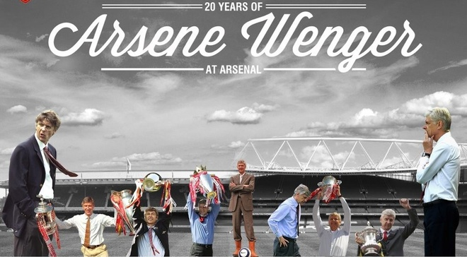 Arsenal chinh thuc chia tay Arsene Wenger hinh anh 2