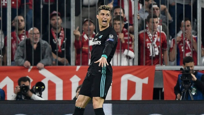 Thang Bayern, nhung Real van nang moi lo o luot ve hinh anh 2