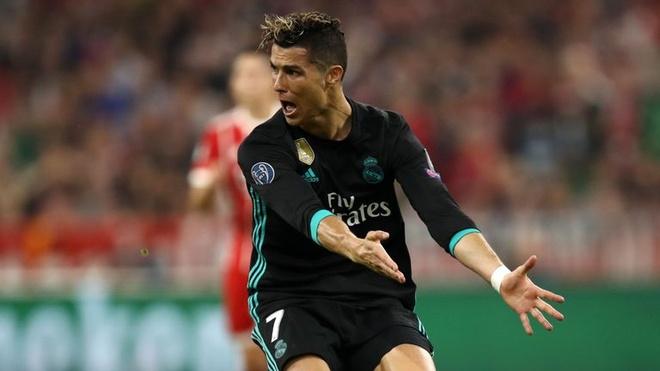 Thang Bayern, nhung Real van nang moi lo o luot ve hinh anh