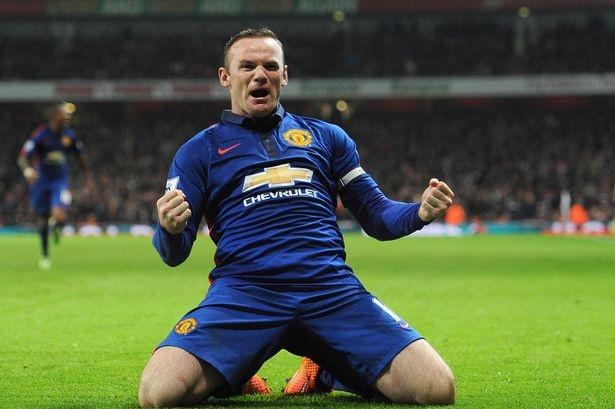 10 ban thang dep nhat cua MU vao luoi Arsenal: Co Rooney, thieu CR7 hinh anh
