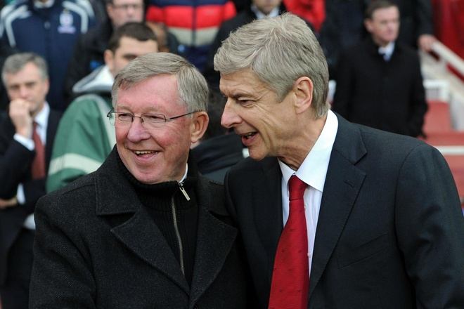Sir Alex va Arsene Wenger: Ta nhan tinh yeu vi da cho di tinh yeu hinh anh