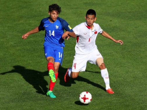 Sao tre danh bai Quang Hai, Tien Dung sap du World Cup 2018 hinh anh 1