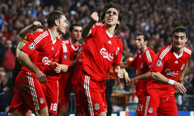 Tham bai 0-4 va 5 cuoc doi dau dang nho giua Real va Liverpool hinh anh 3