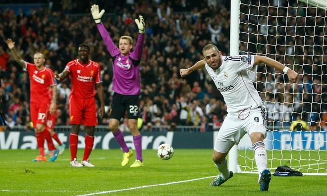 Tham bai 0-4 va 5 cuoc doi dau dang nho giua Real va Liverpool hinh anh 6