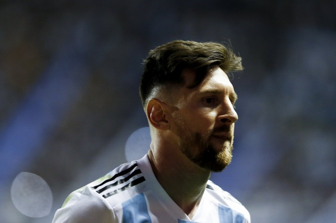 Messi ghi hat-trick, DT Argentina thang tran 4-0 truoc World Cup hinh anh 8