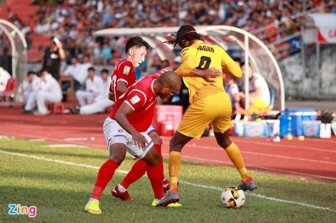 HLV Hai Phong thua nhan kem may man khi thua phut cuoi hinh anh 2