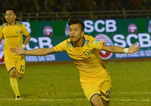SLNA mat sao U23 Viet Nam o tran 'chung ket nguoc' voi CLB Sai Gon hinh anh