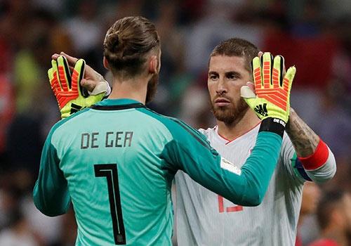 World Cup ngay 22/6: Ramos 'an mung' Salah phai ve nuoc som hinh anh