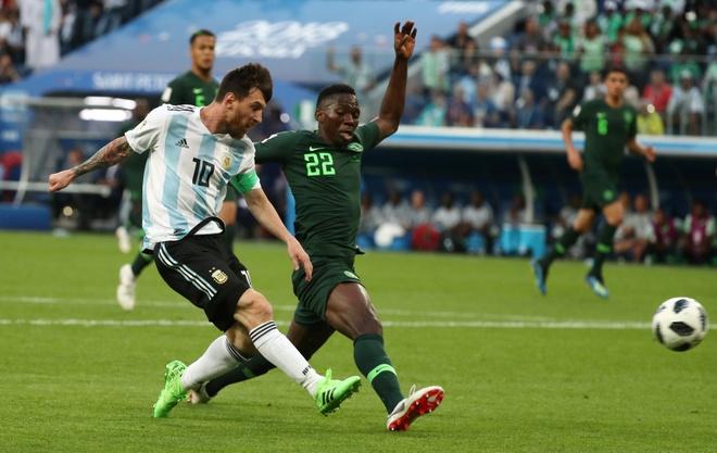 Messi va Argentina 'thoat chet' nhu the nao? hinh anh 1
