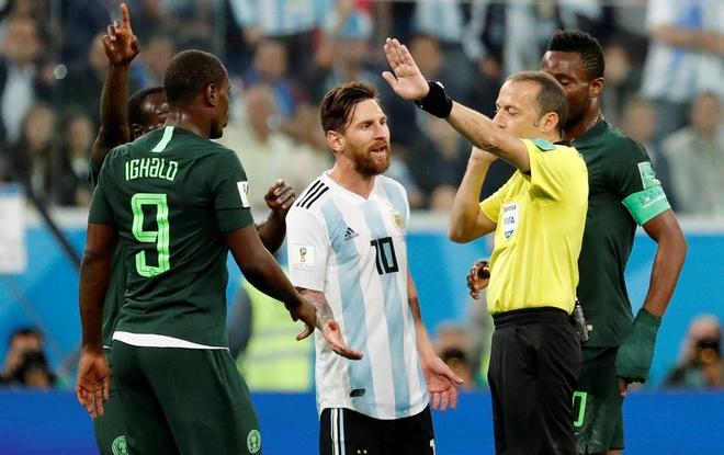 Messi va Argentina 'thoat chet' nhu the nao? hinh anh
