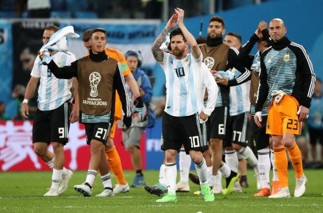 Messi va Argentina 'thoat chet' nhu the nao? hinh anh 8