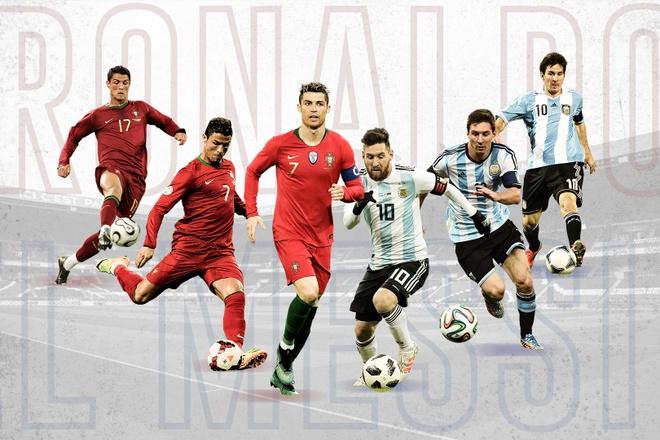12 nam va 4 ky World Cup, rot cuoc Messi va Ronaldo da lam duoc gi? hinh anh