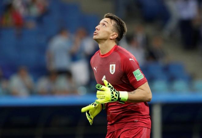 Cham diem Uruguay 2-1 Bo Dao Nha: Tuyet dinh Cavani hinh anh 1