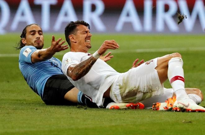 Cham diem Uruguay 2-1 Bo Dao Nha: Tuyet dinh Cavani hinh anh 2