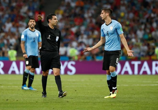 Cham diem Uruguay 2-1 Bo Dao Nha: Tuyet dinh Cavani hinh anh 9