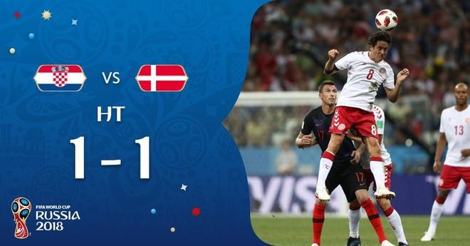 Modric da hong phat den, Croatia thang nghet tho sau loat luan luu hinh anh 27