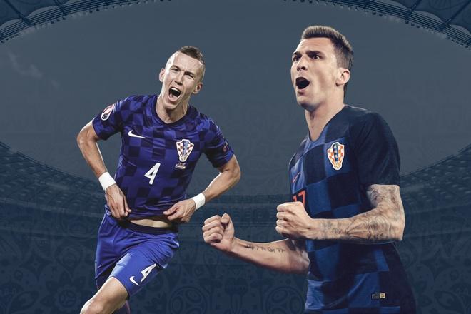 Bo doi Croatia choi an tuong nhat vong ban ket World Cup hinh anh