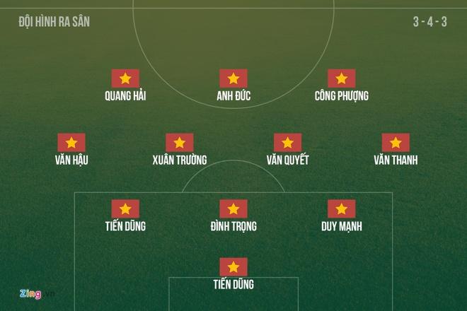 Olympic VN 3-0 Olympic Pakistan: Cong Phuong da hong 2 qua penalty hinh anh 3