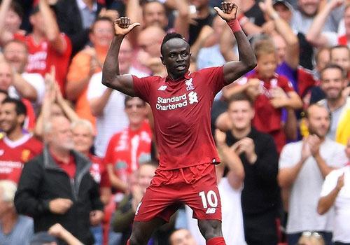 Liverpool vs West Ham (4-0): Thay tro Klopp len ngoi dau bang hinh anh