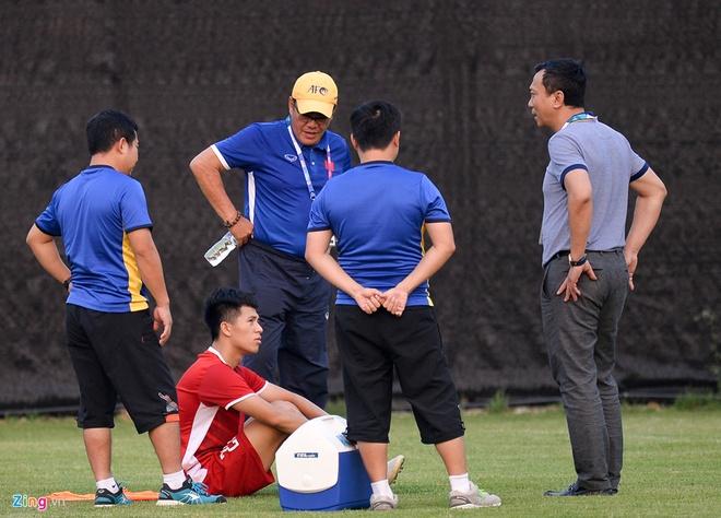 Dinh Trong co the kip phuc hoi khi Olympic Viet Nam da tu ket hinh anh 2