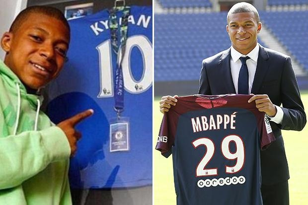 mbappe chelsea anh 1